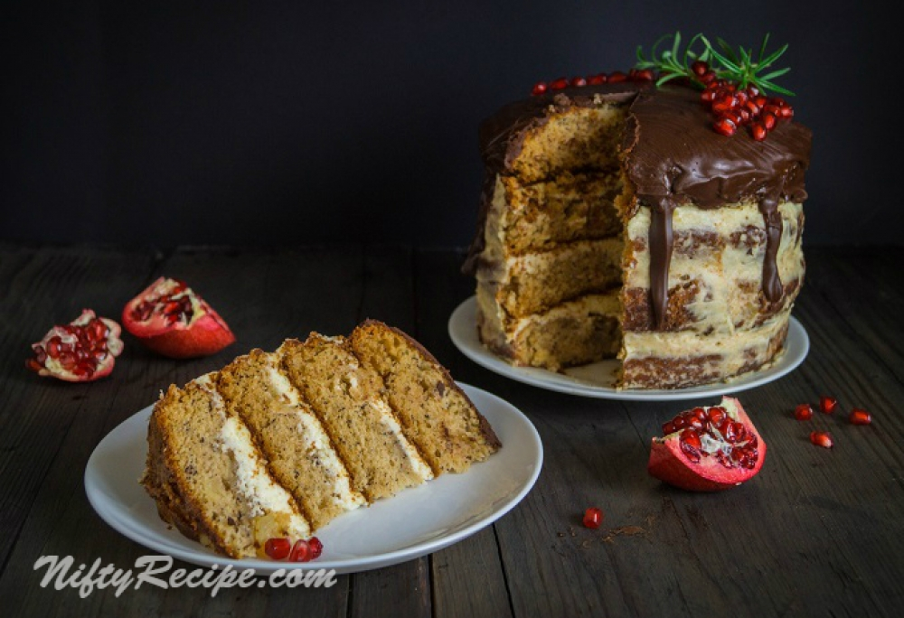 Hummingbird Cake For A Birthday Party Recipe
