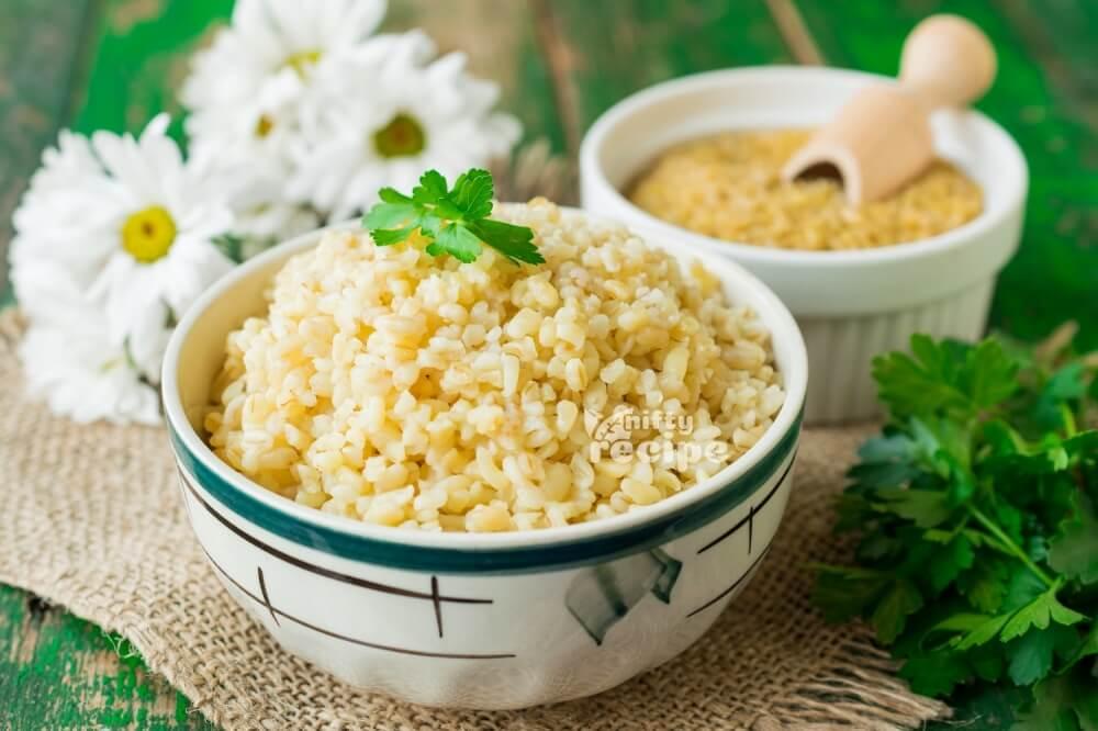 Bulgur Porridge